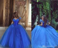 cinderella quinceanera dress vestido de 15 anos royal blue cinderella quinceanera dresses cheap