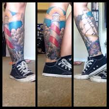 tattoo update leg sleeve youtube