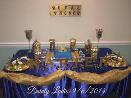 Baby Shower Candy Buffet Pictures by Royal Blue U0026 Gold Prince Candy Buffet Royal Prince Baby Shower