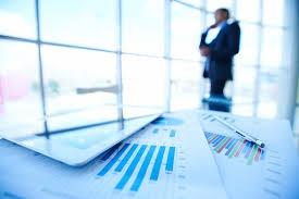 bureau des statistiques documents la statistique sur un bureau avec d affaires