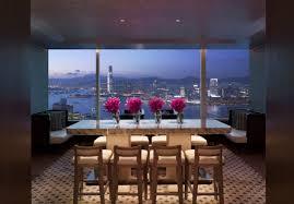Executive Dining Room Conrad Hong Kong Elevates Executive Experiences Hilton Global