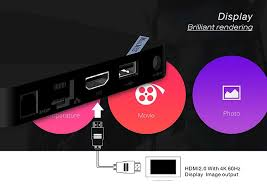china manufacturer ms8 tv box android 5 1 streaming media player