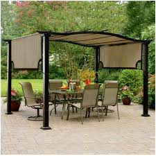 backyard creations gazebo replacement canopy home outdoor decoration