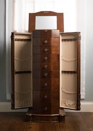 Jewelry Armoire Antique White 13 Best Armoires Images On Pinterest Jewelry Armoire Honey And