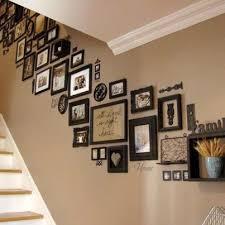 wandgestaltung treppenaufgang die besten 25 treppenhaus ideen auf treppen