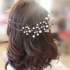 flower hair pins hot flower hair hairpin trendy wedding bridal