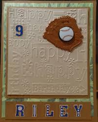 24 best card making baseball images on pinterest baseball