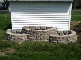 download cheapest retaining wall material garden design