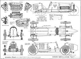 the blueprints com blueprints u003e cars u003e various cars u003e miller 91