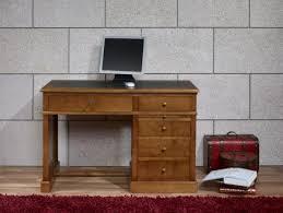 bureau demi ministre petit bureau en merisier de style louis philippe meuble en