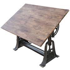 vintage wood drafting table incredible studio designs vintage drafting table reviews wayfairca