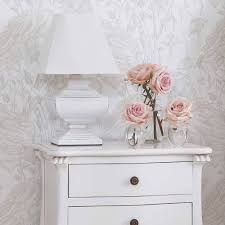 White Table Lamps Squat Shabby Chic White Table Lamp Table Lamp