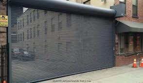 Overhead Door Corporation Perforated Garage Doors Series Rolling Steel Door By Overhead Door