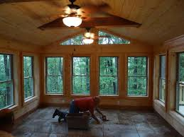 Windows Sunroom Decor Interior Sunroom Windows 35 58 X 64 7 8 Via Gulfshore Design