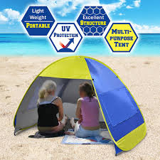 Baby Beach Tent Walmart Strong Camel Instant Pop Up Beach Tent Portable Canopy Family