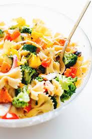 recipes for pasta salad trippy vegan rainbow pasta salad crazy vegan kitchen