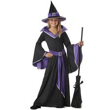 Halloween Kids Witch Makeup by Incantasia The Glamour Witch Child Costume Buycostumes Com