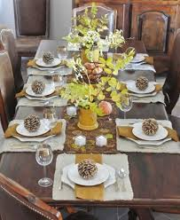 Table Centerpieces For Thanksgiving