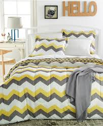Turquoise Chevron Bedding Stupendous Grey Bedding Grey Blue Aqua Green Yellow With Yellow