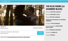 la chambre bleue simenon chambre bleue amalric idées de décoration et de mobilier pour la