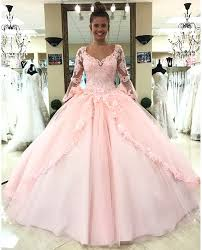 quinceanera dresses pink cheap prom dresses 2017 pink quinceanera dress sleeves
