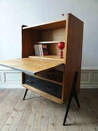 bureau secr騁aire meuble bureau meuble bureau secretaire design awesome meuble ordinateur