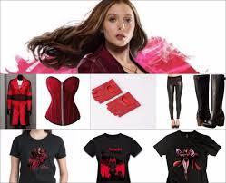 scarlet witch civil war costume guide captain america civil war