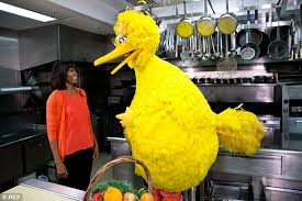 caroll spinney celebrates 45 years as sesame s big bird and