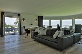 Wohnzimmer Mit Essbereich Design Außen Und Luftaufnahmen Haus Am Meer Keitum De