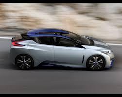 nissan car 2015 ids concept 2015 autonomous electric vehicle