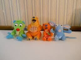 bear in the big blue house tv movie character toys men