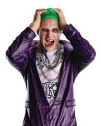 joker teeth squad jared leto dc villain batman cosplay