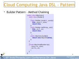 builder pattern in java 8 writing dsl s in scala