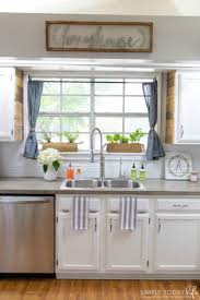 green chalk paint kitchen cabinets painting kitchen cabinets with chalk paint simply today