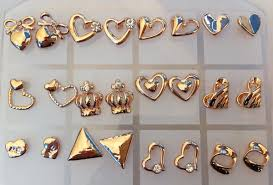 gold earring studs designs earrings mask picture more detailed picture about 2015 fashion
