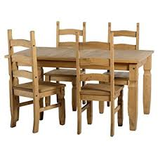 Mexican Dining Room Furniture by Cool Mexican Pine Dining Table And Chairs 24 For Best Dining Room