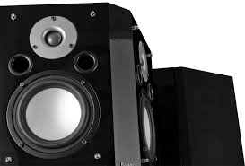 speakers for home theater fluance xlbp wide dispersion bipolar surround sound speakers for