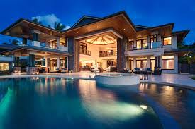 Home Design Ideas With Pool by Luxury Home Swimming Poolscomfortable Luxury Swimming Pool