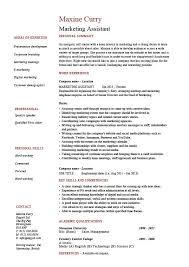 Resume Templates For Dental Assistant Sales And Marketing Description Resume 28 Images Marketing