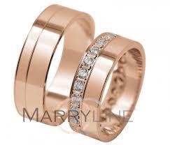svadobne obrucky svadobne obrucky z ruzoveho zlata 16b