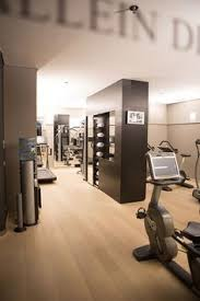 Home Fitness Room Design Examples Gym Indoor Pools And Saunas - Home gym interior design