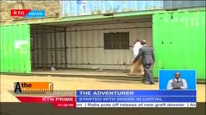 the adventurer container housing in nairobi youtube