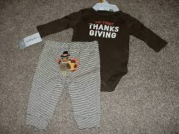 carters thanksgiving s boys collection on ebay