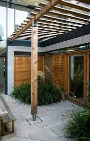 Modern Carport 1245 Best Garden Pergolas And Art Arches Images On Pinterest
