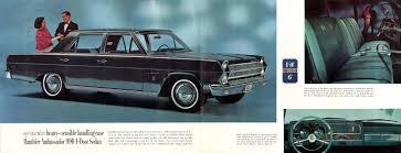 curbside classic 1964 rambler classic 770 u2013 miss luann u0027s ride