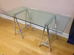 Diy Glass Desk Office Desk Table Tops Medium Size Of Uncategorized Office Desk