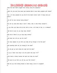 baby shower question dadknowsbest jpg 812 1053 shower get question answers from