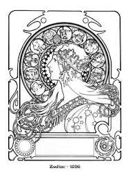 mermaid coloring book printable version