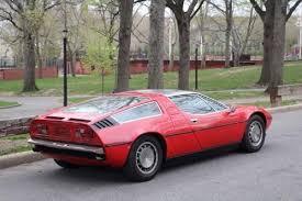Maserati Bora Interior Used 1973 Maserati Bora 4 9 For Sale In New York Pistonheads