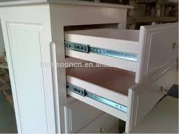 Dtc Kitchen Cabinet Soft Close Drawer Slides Buy Dtc Kitchen - Kitchen cabinet drawer rails